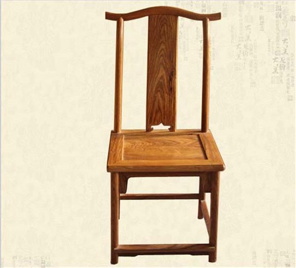 钱柜娱乐官方网站【首页】_明清仿古中式餐椅 榆木管帽椅仿古靠背椅