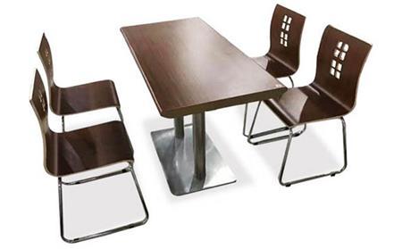 定制企业学校员工食堂餐桌椅为什么要签合同?