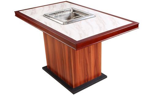 火锅桌定做需要注意哪些问题?找厂家定做火锅桌去哪里?
