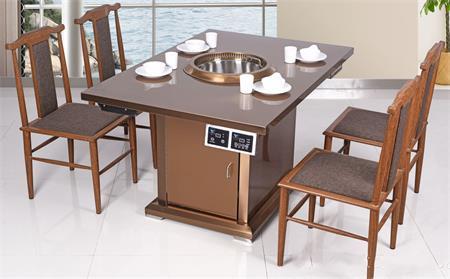 酒店火锅餐台家具定制如何找酒店火锅桌椅厂家批发?