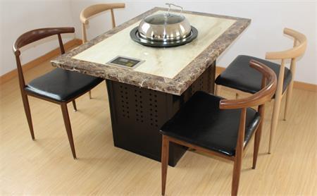 蒸汽火锅桌的使用方法,蒸汽火锅桌的特点?