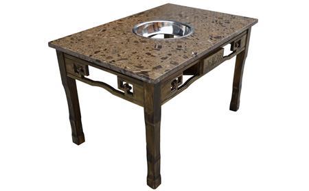 深圳火锅桌椅定制,订做火锅店家具最值得注意的问题