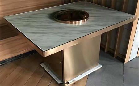 选择火锅桌厂家定制火锅餐桌要注意这些流程