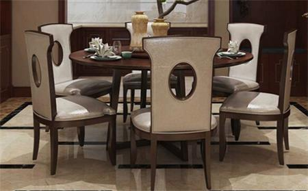 酒店餐厅桌椅