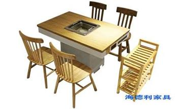 无烟宝火锅桌定制我们要注意什么?火锅桌厂家教你如何避免这些误区?