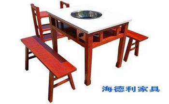 东莞哪里有火锅桌卖?火锅桌椅批发多少钱?