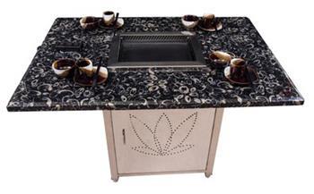 采购绿色环保自助餐火锅烧烤桌注意什么?