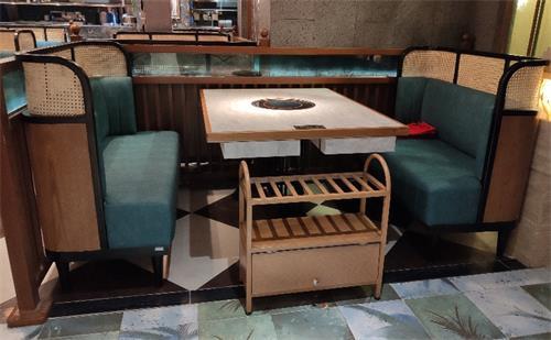 北京椰子鸡火锅店购买什么样的火锅桌好呢,哪里有卖的?