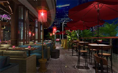 南京酒吧休闲桌椅家具购买选用什么方式好呢?--海德利家具