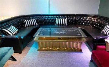 郑州英式酒吧沙发价格--海德利家具