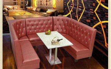 长沙酒吧单人沙发定制厂家--海德利家具