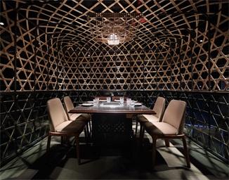 老船说火锅餐厅空间设计