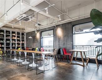 休闲餐厅——合子咖啡深