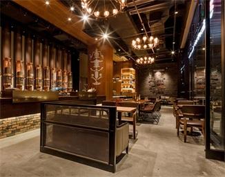 休闲餐厅——星缤茶深圳