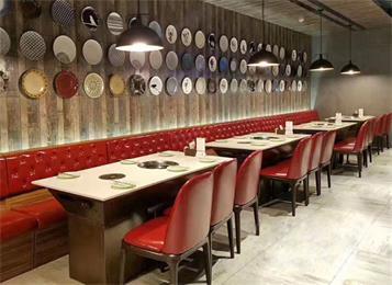 烤尚宫休闲餐厅韩式大理