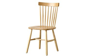 西餐厅咖啡厅北欧时尚餐椅实木温莎椅