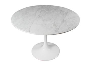 钱柜娱乐官方网站【首页】_简约现代圆形天然大理石餐桌