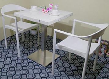 钱柜娱乐官方网站【首页】_厂家直销 不锈钢脚大理石餐桌