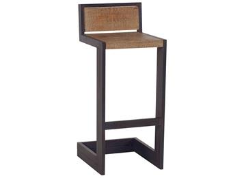 创意酒吧工业风铁艺简约高腿椅子