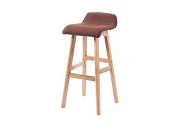 实木简约吧椅吧台椅吧凳高脚凳前台椅