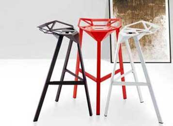 休闲铁艺酒吧椅高脚吧凳