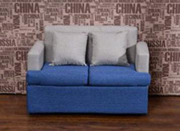 钱柜娱乐网站_北欧布艺咖啡厅休闲卡座沙发