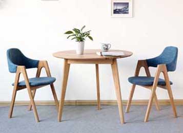 海德利复古咖啡厅桌椅 唯经典永恒不变