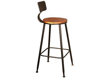 美式铁艺loft椅22