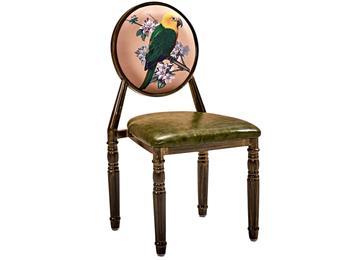 美式铁艺loft椅31