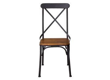 美式铁艺loft椅32