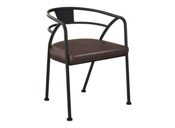 美式铁艺loft椅34