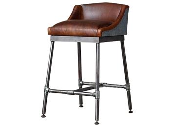 美式铁艺loft椅35