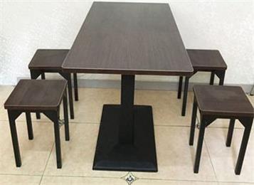 钱柜娱乐网站_防火板食堂桌椅4