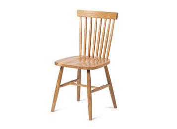 时尚水曲柳实木西餐厅温莎椅