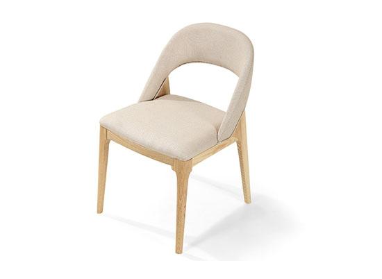 钱柜娱乐官方网站【首页】_北欧实木软包西餐椅  西餐厅休闲椅
