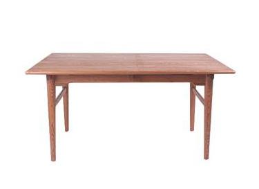 现代简约北欧餐桌长方形餐桌