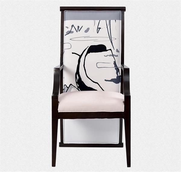 钱柜娱乐官方网站【首页】_ 新中式实木餐椅简约现代中式椅子