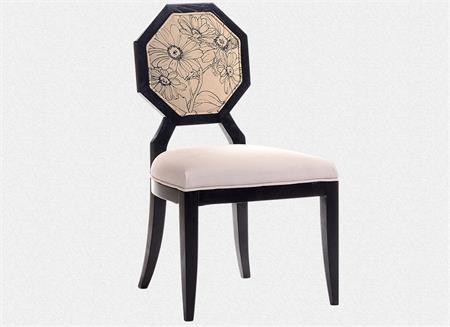 钱柜娱乐官方网站【首页】_新中式简约创意椅子现代靠背软包椅子