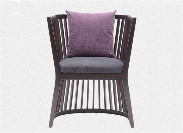 钱柜娱乐官方网站【首页】_新中式实木休闲沙发椅单人扶手椅