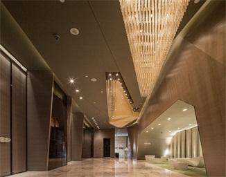 深圳回酒店空间设计