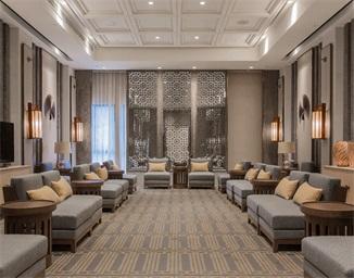 重庆南温泉丽筠酒店空间设计