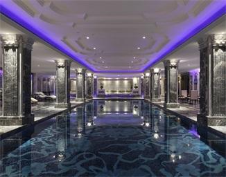 无锡洛克菲花园精品酒店空间设计