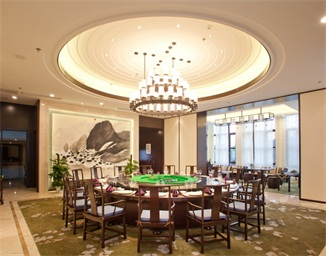 常熟阅山轩假日休闲酒店空间设计