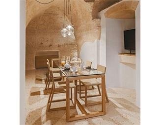 意大利洞穴酒店空间设计