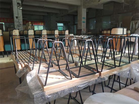 木屋烧烤餐厅新款凳子