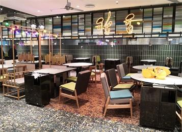 中式餐饮先驱品牌稻香餐厅家具定做为什么选择海德利?