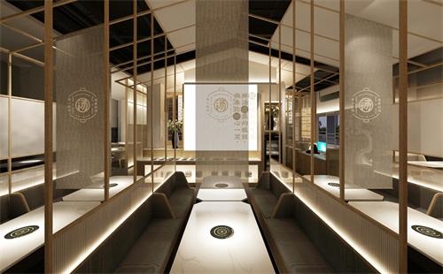 火锅店空间装修餐饮设计如何让顾客产生更多的归属感?