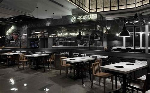 火锅店餐饮空间设计会影响盈利的几个方面,你清楚吗?