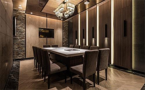 火锅店餐饮空间设计中如何获得时尚简约风格,这2点你了解吗?