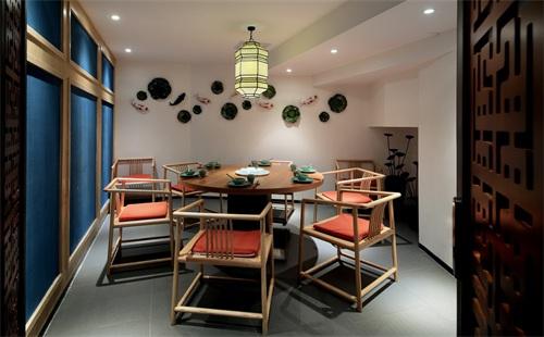 中式餐厅空间这样设计,成为网红餐厅不在困难!